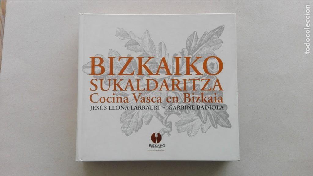 BIZKAIKO SUKALDARITZA (Libros Nuevos - Otras lenguas locales - Euskera)
