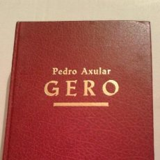 Libros: GERO AXULAR JAKIN 1977. Lote 106656335