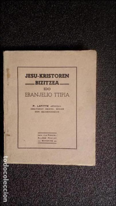 EUSKERA. LIBROS EN LENGUA VASCA. (Libros Nuevos - Otras lenguas locales - Euskera)