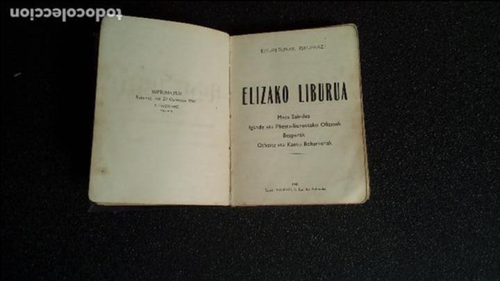 EUSKERA LABORTANO. LIBROS EN LENGUA VASCA. DEVOCIONARIO. (Libros Nuevos - Otras lenguas locales - Euskera)