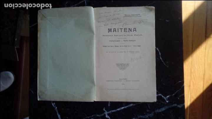 EUSKERA. LITERATURA VASCA.PASTORAL SULETINA. (Libros Nuevos - Otras lenguas locales - Euskera)