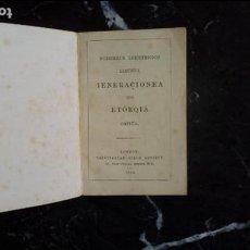 Libros: EUSKERA. PROTESTANTISMO. EL GÉNESIS EN EUSKERA.. Lote 128155379