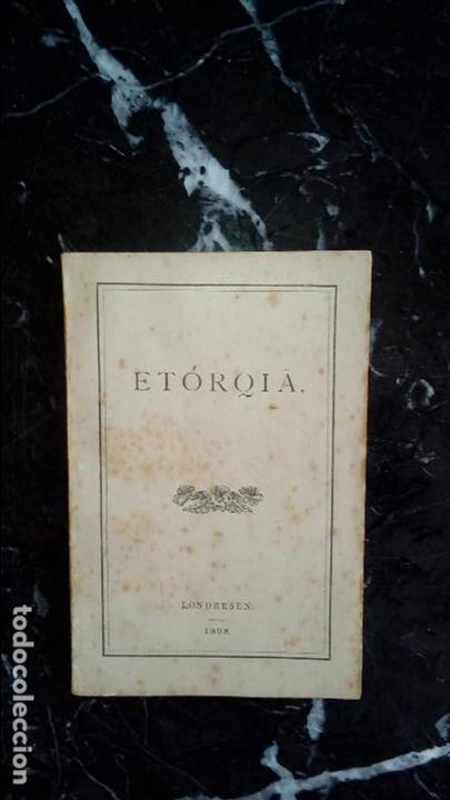 Libros: Euskera. Protestantismo. El génesis en euskera. - Foto 2 - 128155379