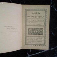 Libros: EUSKERA. LIBROS EN LENGUA VASCA. CLÁSICO LABORTANO.. Lote 129310663