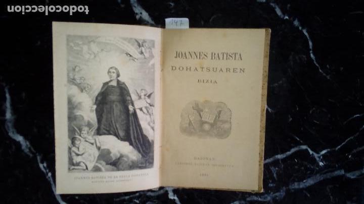Libros: Euskera. Libros en lengua Vasca. Clásico labortano. - Foto 2 - 129311007