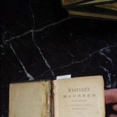 Libros: EUSKERA. LIBROS EN LENGUA VASCA. CLÁSICO LABORTANO.. Lote 129312755