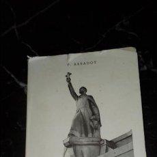 Libros: VIDA DE SAN FRANCISCO DE JAVIER EN EUSKERA. ARRADOY. BIOGRAFÍA DE SAN FRANCISCO.. Lote 130594226
