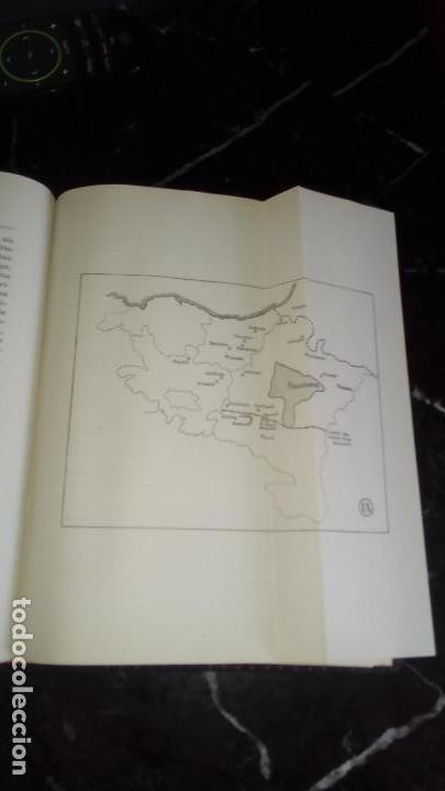 Libros: Julio Caro Baroja. Euskera.Euskera y latín. Mapas acerca del uso del euskera en la geografía vasca. - Foto 5 - 130594754