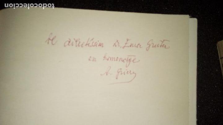 Libros: Euskera. Vocabulario Vasco. Griera A. Ensayo de una interpretación de la Lengua Vasca. - Foto 2 - 135927738