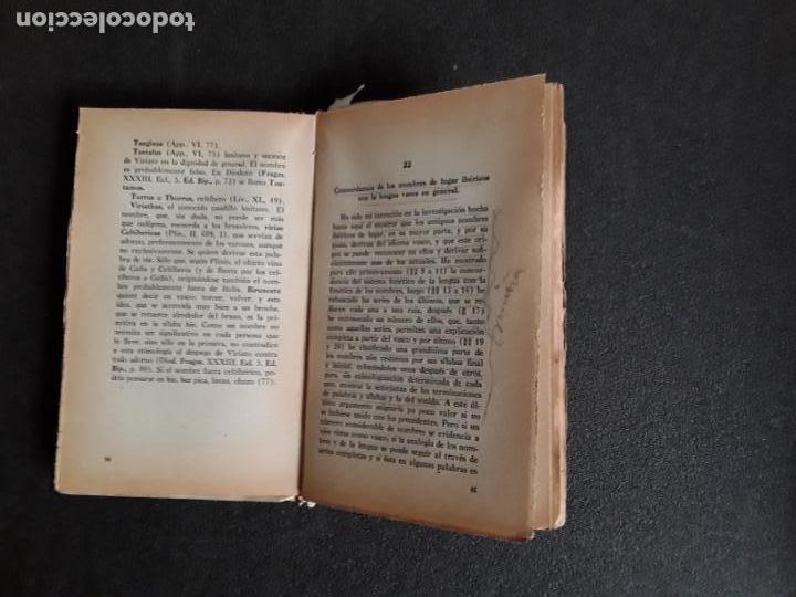 Libros: Humboldt. Antiguas Lenguas de la Península y el Euskara. - Foto 4 - 144316038