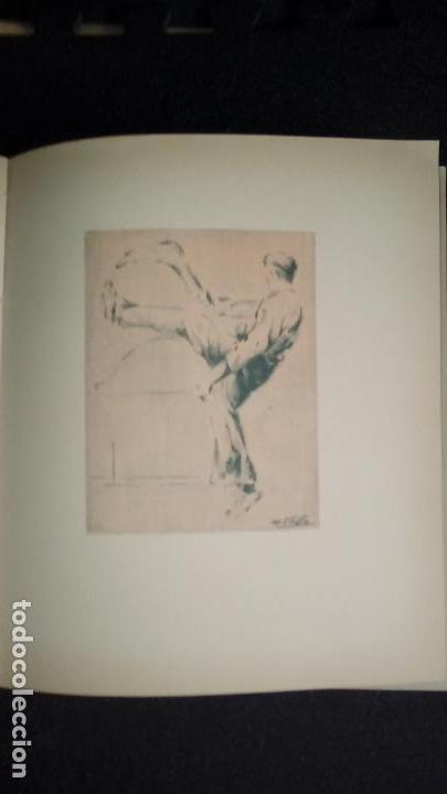 Libros: Espel y Uranga. El Pais vasco. Aguafuertes. grabados, mucha ilustración. Tradiciones Vascas. - Foto 5 - 152915050