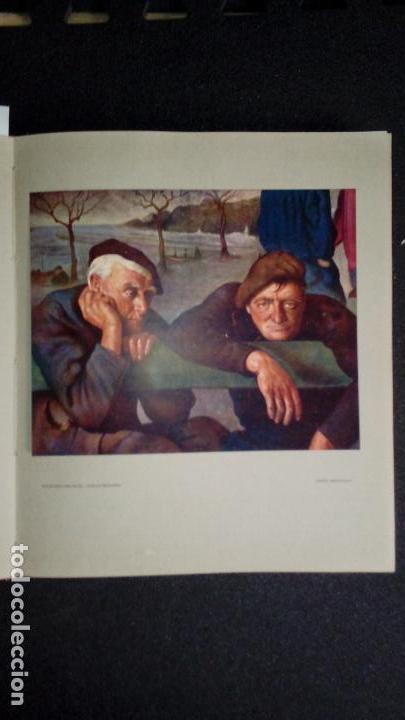 Libros: Espel y Uranga. El Pais vasco. Aguafuertes. grabados, mucha ilustración. Tradiciones Vascas. - Foto 6 - 152915050
