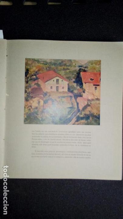 Libros: Espel y Uranga. El Pais vasco. Aguafuertes. grabados, mucha ilustración. Tradiciones Vascas. - Foto 7 - 152915050