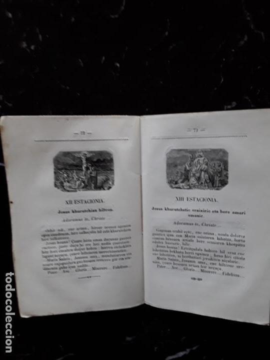 Libros: (Euskera. Lengua Vasca) Mysterio eta Eguia guehienac. 1856. - Foto 2 - 157888450