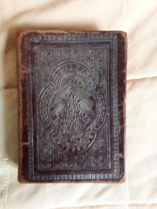 Libros: Mendiburu. Clásico euskaldun. Euskera. Devocionario. Dialecto alto-navarro septentrional. - Foto 4 - 185779525