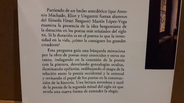 Libros: OBREROS DE LA LUZ / MARTÍN LÓPEZ-VEGA / ED / SALTADERA / NUEVO. - Foto 2 - 109038483