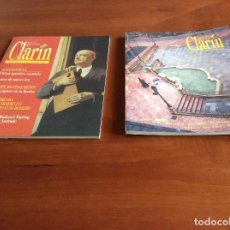 Libros: CLARIN. REVISTA LITERARIA.. Lote 113677403