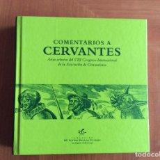 Libros: CERVANTES. Lote 115577883