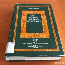 Libros: CERVANTES. Lote 115861979
