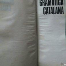 Libros: GRAMÀTICA CATALANA. SALVAT EDITORES 1968. Lote 120765982