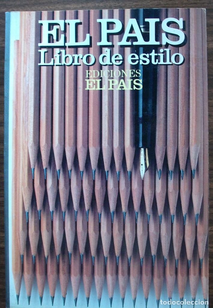 EL PAIS. LIBRO DE ESTILO. 3ª EDICION, 1990 (Libros Nuevos - Humanidades - Filología)
