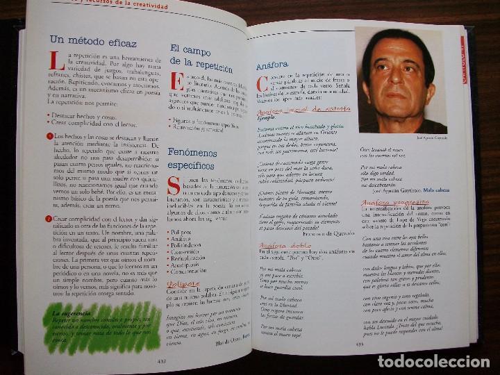 Bücher: TALLER DE ESCRITURA SALVAT (SECRETOS Y RECURSOS DE LA CREATIVIDAD TOMO I y II.) - Foto 12 - 131912834