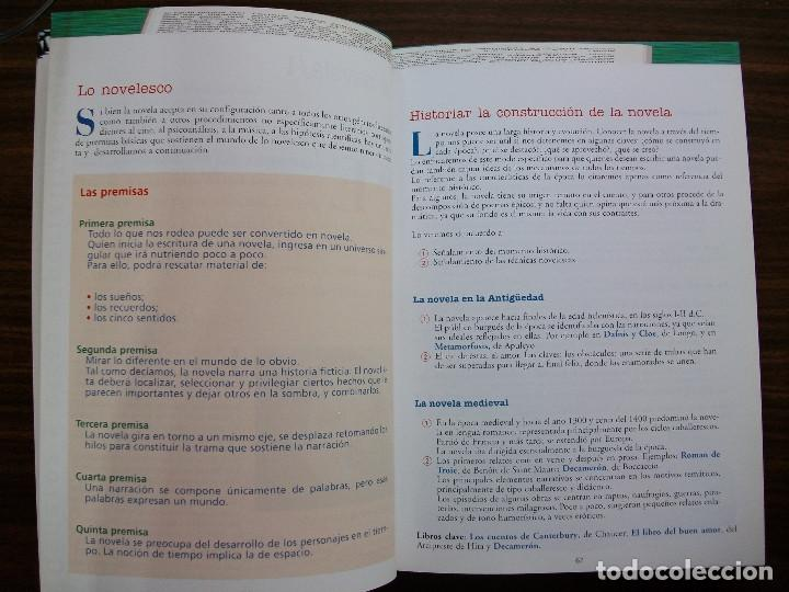Libros: TALLER DE ESCRITURA SALVAT (GENEROS Y OTRAS ESPECIALIZACIONES.) - Foto 7 - 180960841
