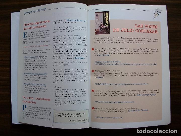 Bücher: TALLER DE ESCRITURA SALVAT (TECNICAS Y TEMAS DEL OFICIO. TOMO I y II.) - Foto 3 - 131913886