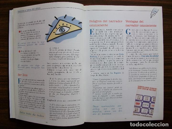 Bücher: TALLER DE ESCRITURA SALVAT (TECNICAS Y TEMAS DEL OFICIO. TOMO I y II.) - Foto 4 - 131913886