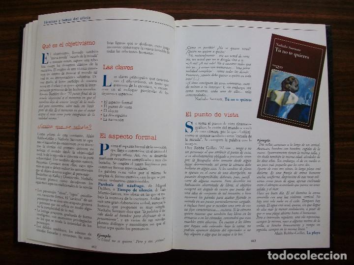 Bücher: TALLER DE ESCRITURA SALVAT (TECNICAS Y TEMAS DEL OFICIO. TOMO I y II.) - Foto 13 - 131913886