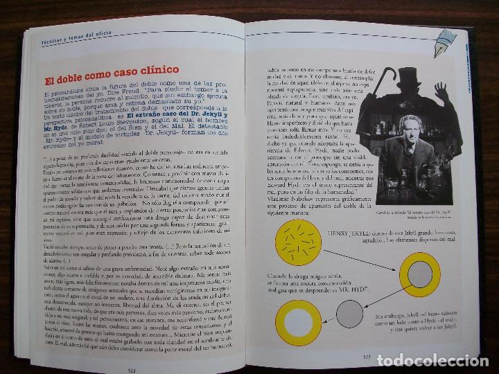 Bücher: TALLER DE ESCRITURA SALVAT (TECNICAS Y TEMAS DEL OFICIO. TOMO I y II.) - Foto 14 - 131913886