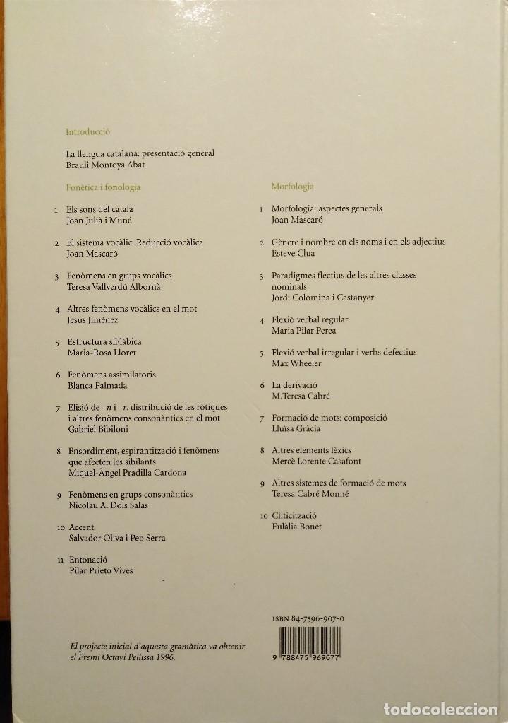 Libros: Gramàtica del català contemporani (dirigida per Joan Solà) - Foto 4 - 132035810