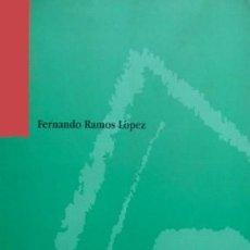 Libros: RAMOS, FERNANDO. APROXIMACIÓN AL RELATO MARROQUÍ EN LENGUA ÁRABE (1930-1980). 1998.. Lote 150340714