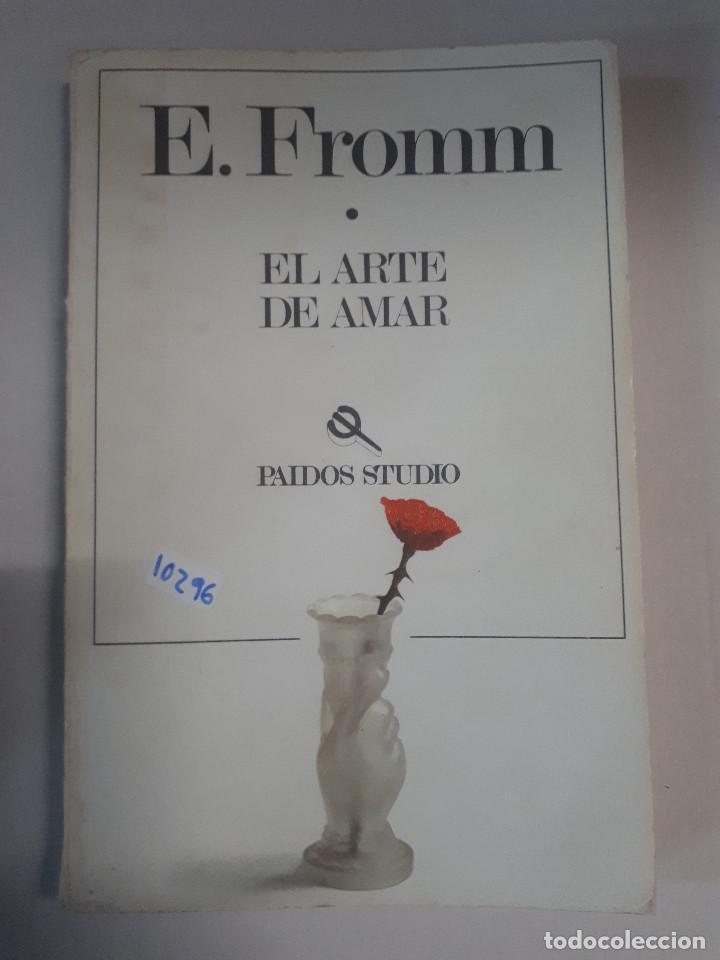 EL ARTE DE AMAR (Libros Nuevos - Humanidades - Filología)