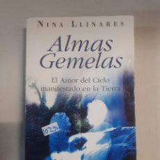 Libros: ALMAS GEMELAS. Lote 150911190