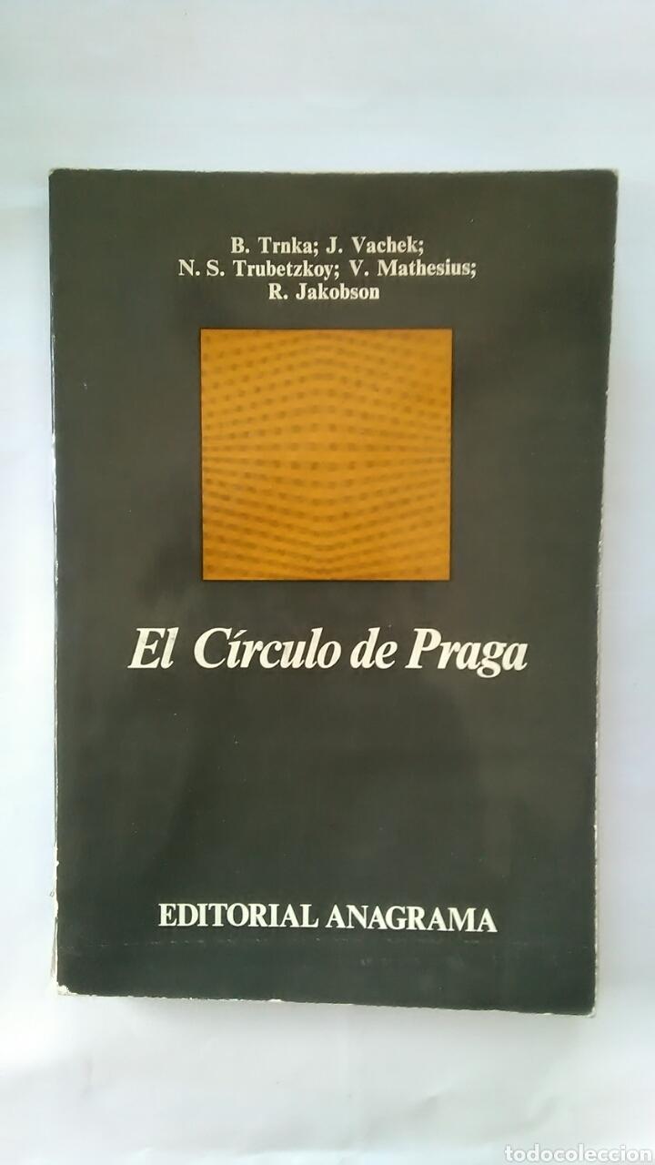 EL CIRCULO DE PRAGA. VARIOS AUTORES (Libros Nuevos - Humanidades - Filología)