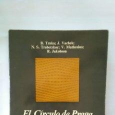 Libros: EL CIRCULO DE PRAGA. VARIOS AUTORES. Lote 153958248