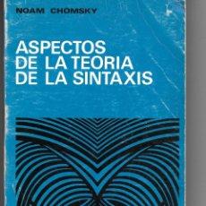 Libros: LA REVOLUCIÓN DE LA LINGÜÍSTICA DE CHOMSKY. Lote 176517572