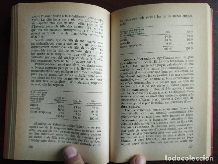 Libros: Llengua i població a Catalunya de Miquel Strubell i Trueta. anàlisi actual de la llengua catalana - Foto 8 - 183496777