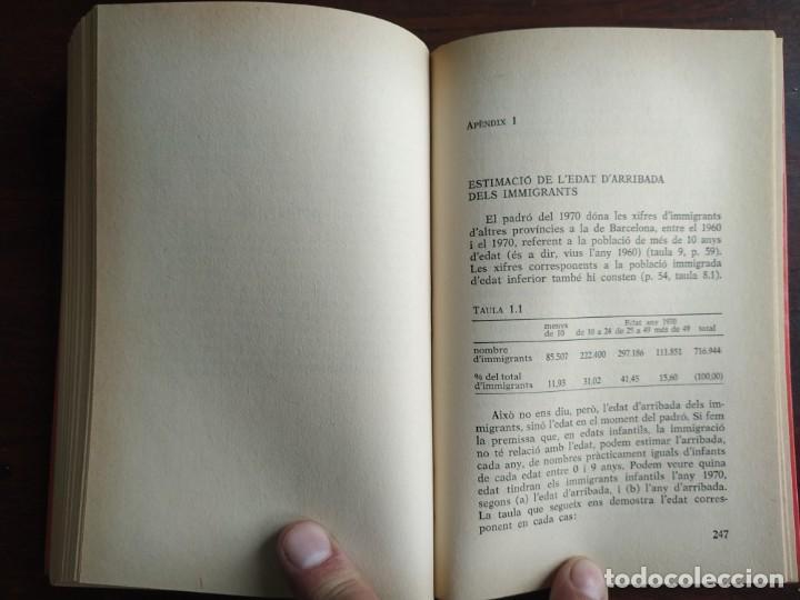 Libros: Llengua i població a Catalunya de Miquel Strubell i Trueta. anàlisi actual de la llengua catalana - Foto 12 - 183496777