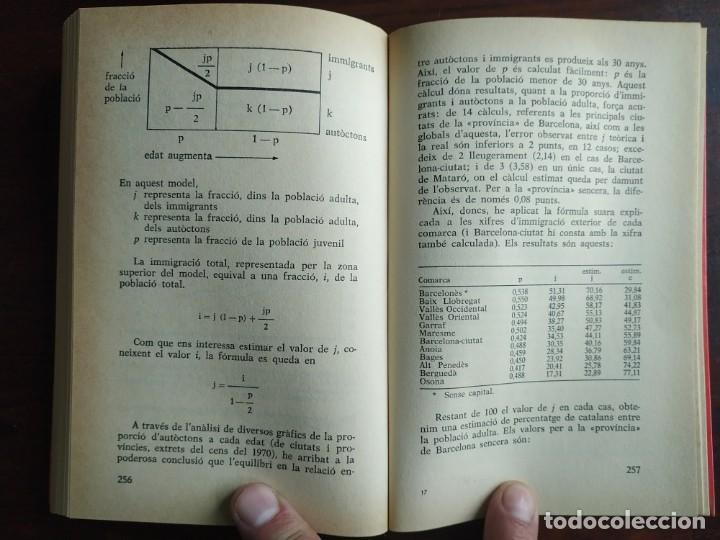 Libros: Llengua i població a Catalunya de Miquel Strubell i Trueta. anàlisi actual de la llengua catalana - Foto 13 - 183496777