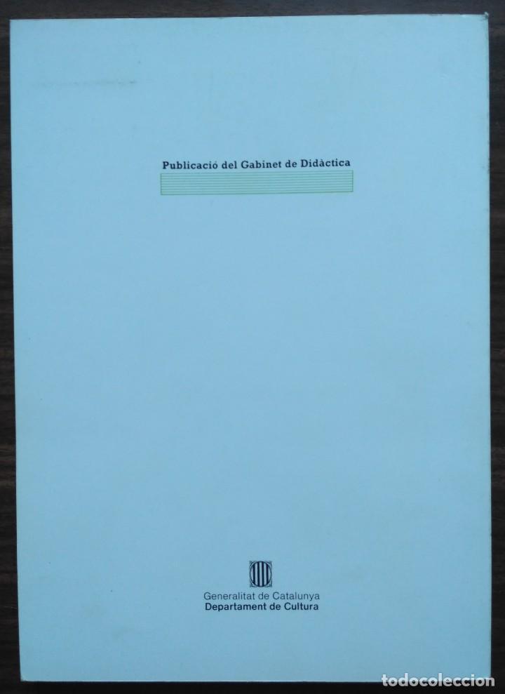 Libros: PROGRAMES I ORIENTACIONS PER ALS CURSOS DE LLENGUA CATALANA (NIVELLS DE SUFICIÈNCIA I PROFICIÈNCIA) - Foto 4 - 190124062