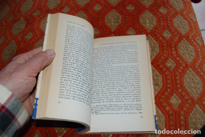 Libros: 3 - LA NORMALITZACIÓ LINGÜÍSTICA A CATALUNYA. FRANCESC VALLVERDÚ. ED. LAIA, 1979 - Foto 3 - 194893366