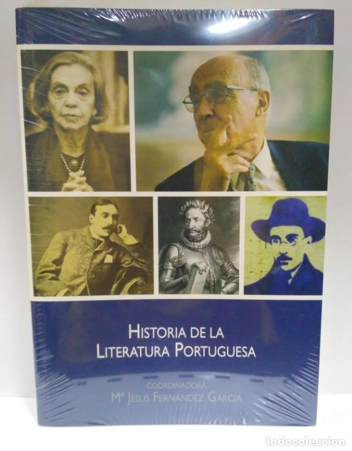 HISTORIA DE LA LITERATURA PORTUGUESA. Mª JESÚS FERNÁNDEZ (COORD) JUNTA DE EXTREMADURA 9788498522969 (Libros Nuevos - Humanidades - Filología)