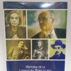 Libros: HISTORIA DE LA LITERATURA PORTUGUESA. Mª JESÚS FERNÁNDEZ (COORD) JUNTA DE EXTREMADURA 9788498522969. Lote 209331893