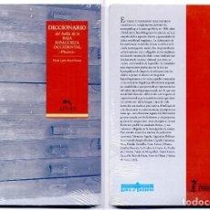 Livres: ARNAL, Mª LUISA. DICCIONARIO DEL HABLA DE LA BAJA RIBAGORZA OCCIDENTAL, HUESCA. 2003.. Lote 213153945