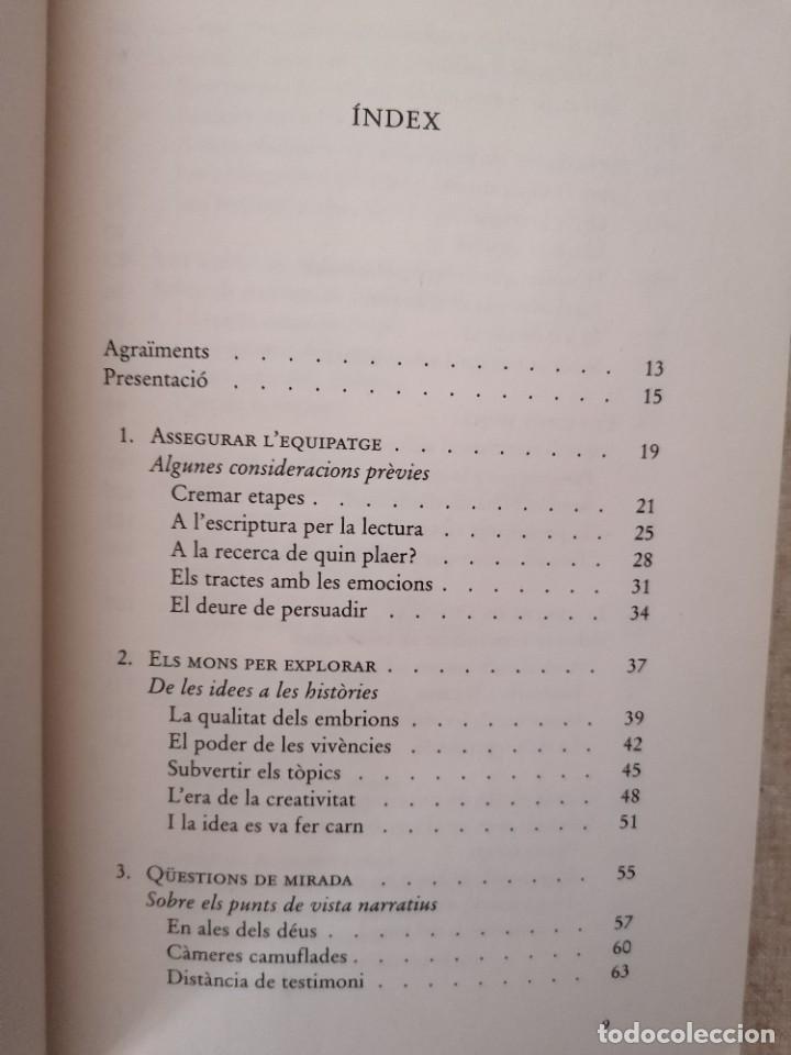 Libros: LA MALETA DE LESCRIPTOR - ISIDRE GRAU - ROSA DELS VENTS - 2005 - Foto 4 - 213203001