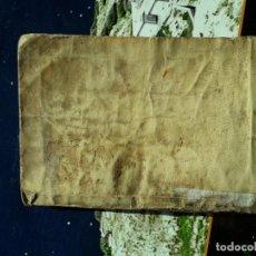 Libros: LIBRO DE PROSODIA ANTIGUO. Lote 216913978