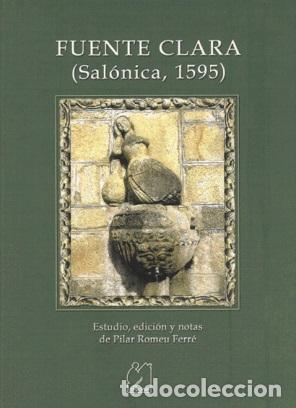 FUENTECLARA. PILAR ROMEU (ED.). JUDEOESPAÑOL. SEFARDÍ. ALJAMÍA - ROMEU FERRÉ, PILAR, ED. (Libros Nuevos - Humanidades - Filología)