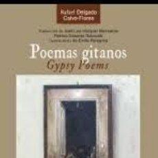 Libros: POEMAS GITANOS. RAFAEL DELGADO CALVO-FLORES. Lote 240881905